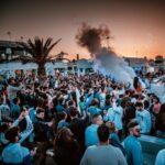 Secondo Beach Party al Samsara di Riccione