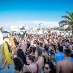 Il Beach Party della domenica per il Samsara di Riccione