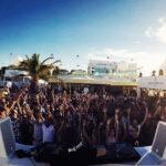 Samsara Riccione, il beach party della domenica