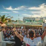 Samsara Riccione, beach party di Ferragosto