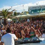 Il Beach Party della domenica sera al Samsara di Riccione