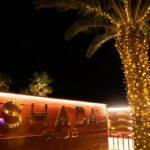 El Martes Caliente allo Shada Beach Club, occasionalmente di Giovedì