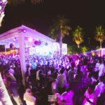Inaugurazione del martedì notte per lo Shada Beach Club