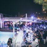Tortuga Beach Club di Montesilvano, il sabato con Cena live & Disco