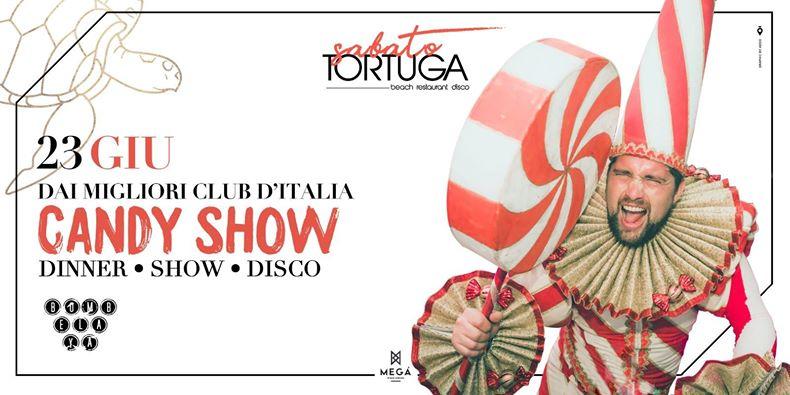 Candy Show Tortuga Pescara