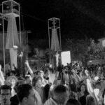 Discoteca Villa delle Rose Misano Adriatico, djs Argi - Matteo Vanti - Ciuffo