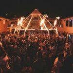 Il sabato post Notte Rosa 2018 della discoteca Villa delle Rose