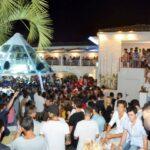 Il sabato chic della discoteca Villa delle Rose di Misano Adriatico