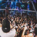 Vida Loca post Notte Rosa discoteca Villa delle Rose Misano Adriatico