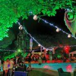 Sabato post Ferragosto alla discoteca Villa Papeete di Milano Marittima