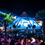 Inaugurazione estate 2010 discoteca Villa delle Rose Misano Adriatico