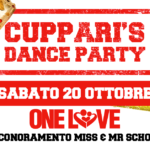 Cupparis Dance Party One Love Noir Club Jesi