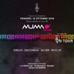 Memorabilia On Tour Numa Club Bologna
