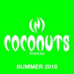 Tre ambienti musicali Coconuts Rimini