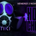 Hola Chica post Halloween Kontiki San Benedetto del Tronto