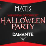 Halloween with Andrea Damante Matis Bologna