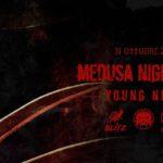Halloween Nightmare Young Night Medusa San Benedetto del Tronto