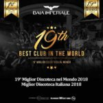 Natale 2018 discoteca Baia Imperiale Gabicce Mare