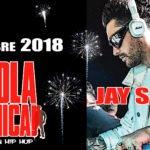 Capodanno 2019 BB Disco Dinner guest Jay Santos