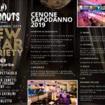 Capodanno 2019 Coconuts Rimini