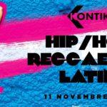 Hip Hop Reggaeton Latin Kontiki Club