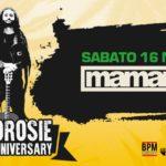 25th Anniversary Alborosie in concerto Mamamia Senigallia