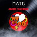 Datura guest Matis Dinner Club Bologna