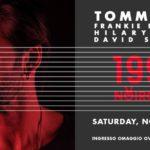 Tommy Vee guest dj Noir Club Jesi