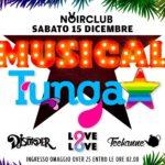 Musical Tunga Noir Club Jesi