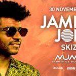 Jamie Jones al Numa Club di Bologna