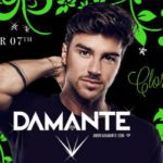 Andrea Damante guest dj Peter Pan Club Riccione