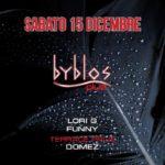 Lori B e Funny djs Byblos Riccione
