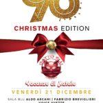 Pezzi Da90 Christmas Edition discoteca Gatto Blu Civitanova Marche