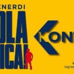 Hola Chica pre Capodanno 2019 Kontiki Club