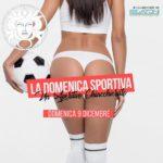 Inaugurazione La Domenica sportiva Medusa San Benedetto del Tronto