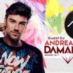 Andrea Damante guest dj Mia Clubbing Porto Recanati