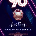 Pezzi da 90 History Gatto Blu Civitanova Marche