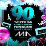 Mia Clubbing Porto Recanati 90Wonderland