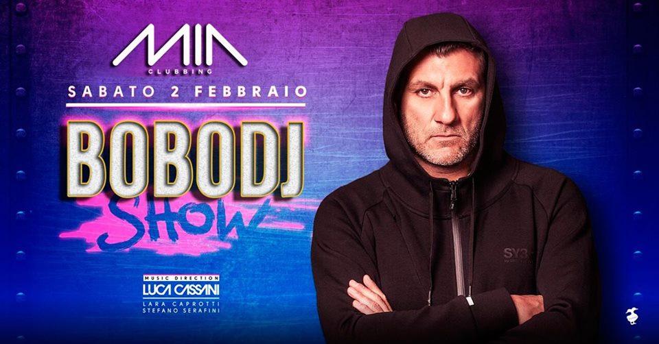 Mia Clubbing Porto Recanati Bobo dj show