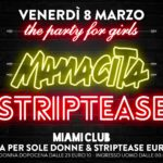 Festa Della Donna Miami Club Monsano