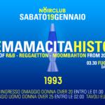 The Mamacita History Noir Club Jesi