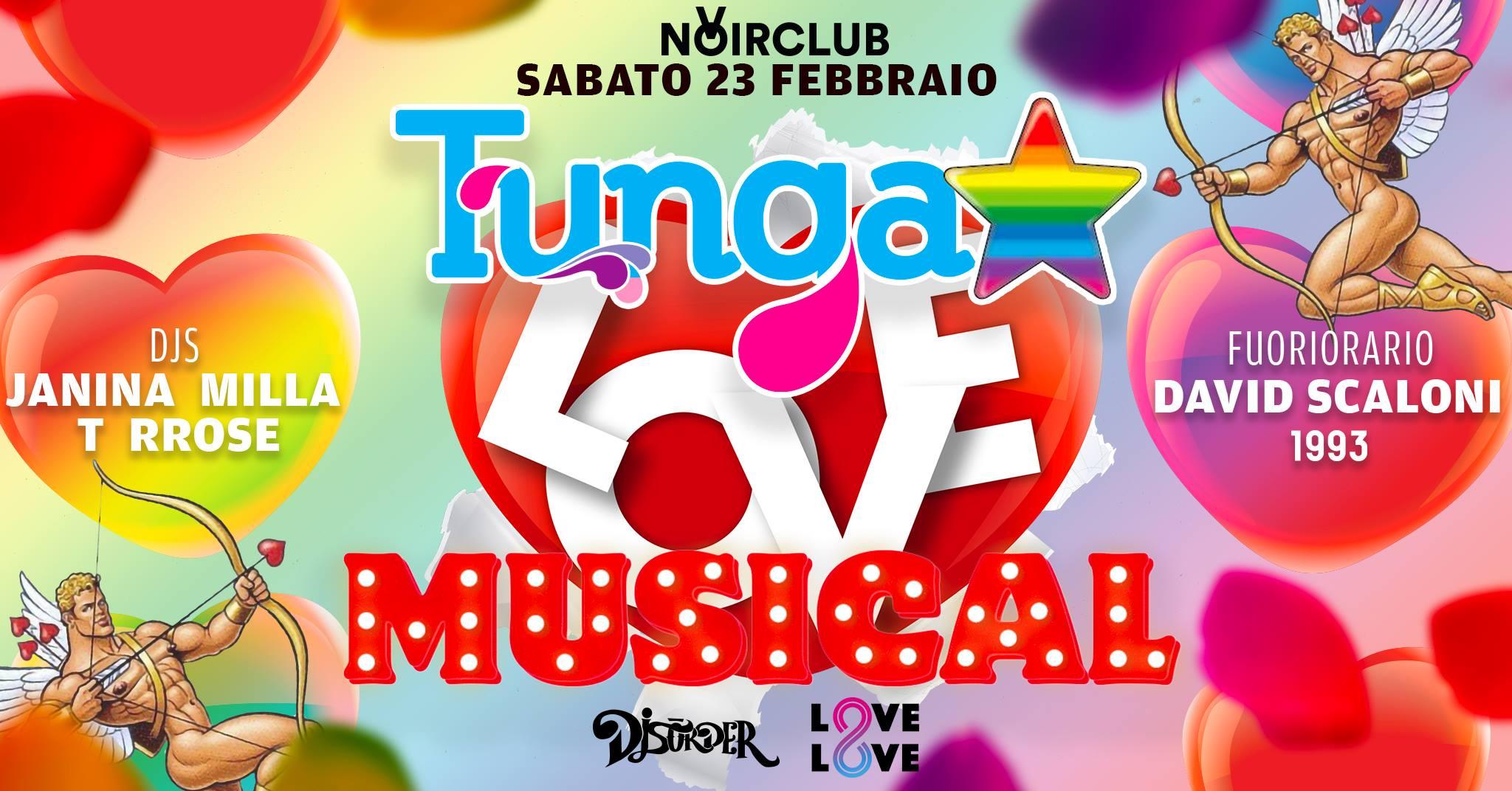 Tunga Musical Noir Club Jesi