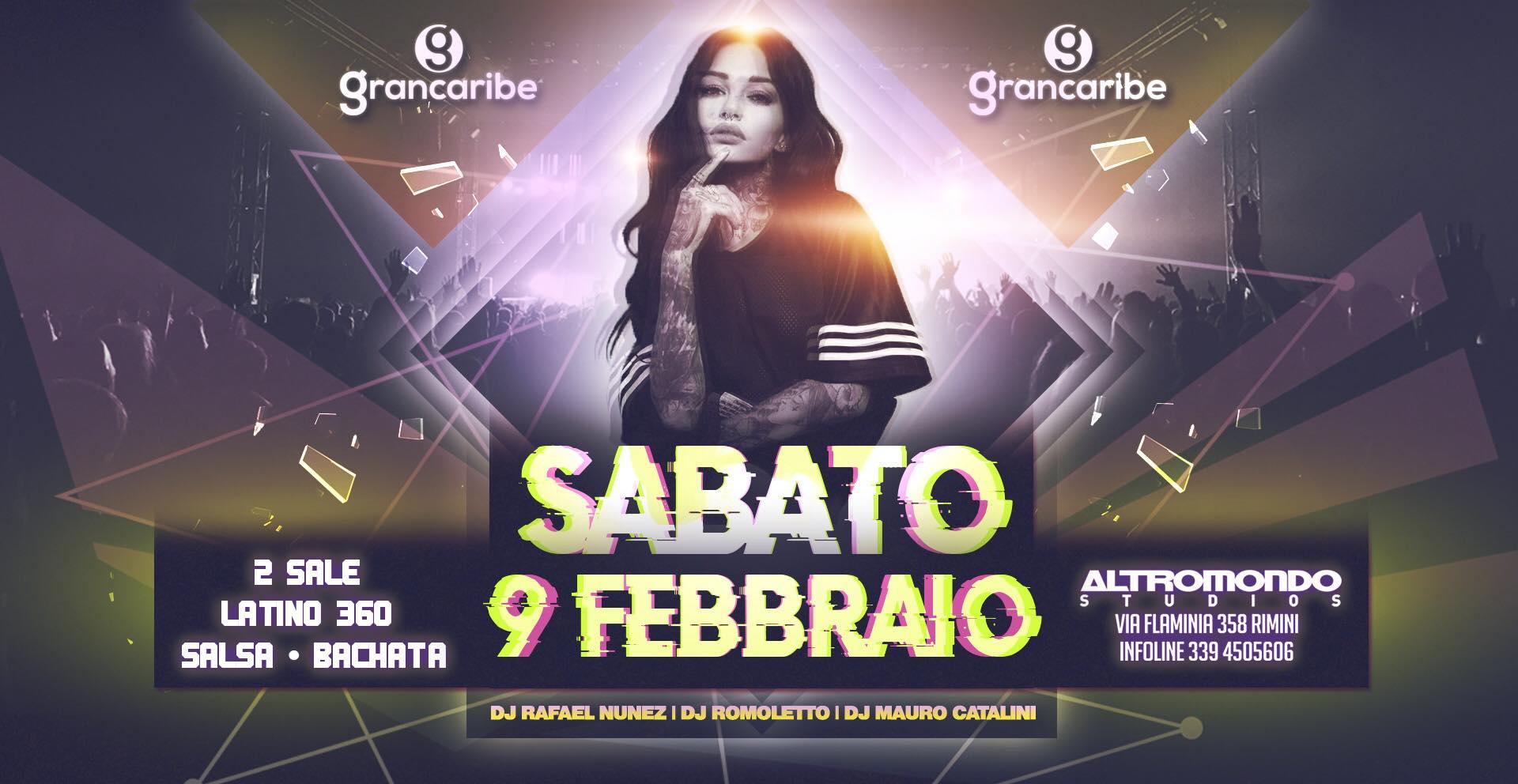 Discoteca Altromondo Studios Rimini Grancaribe