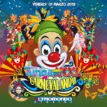 Carnevale 2019 Tunga XXL Discoteca Altromondo Rimini