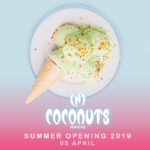 Inaugurazione estate 2019 Coconuts Club Rimini