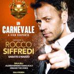 Carnevale con Rocco Siffredi Discoteca Gatto Blu Civitanova Marche
