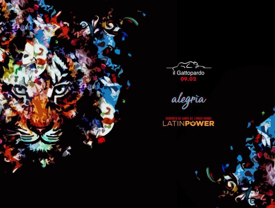 Gattopardo Alba Adriatica lo show dei Latin Power