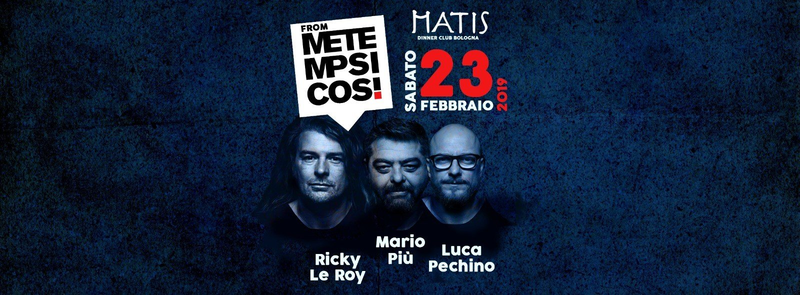 Metempsicosi at Matis Dinner Club Bologna