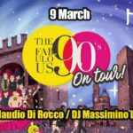 The Fabulous 90 on tour Matis Bologna