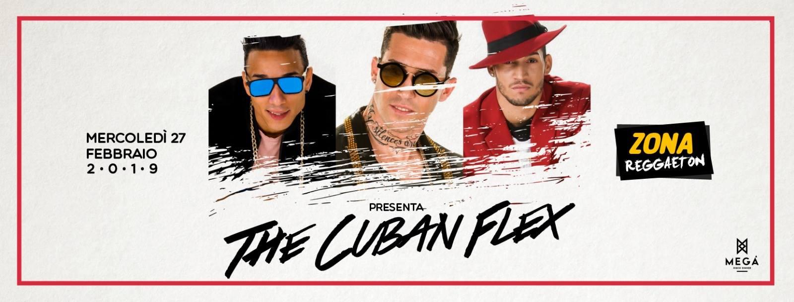 Cuban Flex Zona Reggaeton Discoteca Mega Pescara
